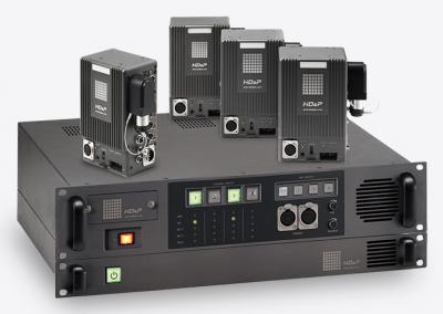 Camera Fiber Optic System 4K